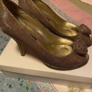 Beautiful special occasion heels